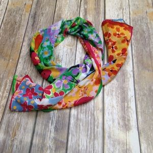 Accessories - 100% Silk Scarf from Cocoon House